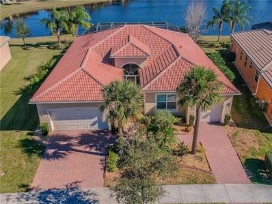 16206 Diamond Bay Drive, Wimauma, FL 33598 - MLS#: T2926401