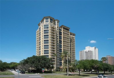 4201 Bayshore Boulevard UNIT 702, Tampa, FL 33611 - MLS#: T2926512