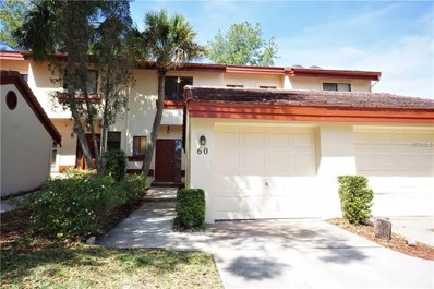 3460 Countryside Boulevard UNIT 60, Clearwater, FL 33761 - MLS#: T2926587