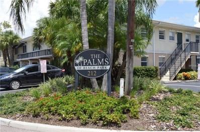 212 S Church Avenue UNIT 109, Tampa, FL 33609 - MLS#: T2926644