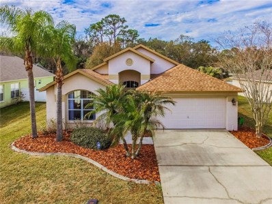 1813 Golden Dawn Place, Wesley Chapel, FL 33543 - MLS#: T2927099