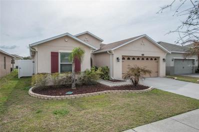 7311 Tangle Bend Drive, Gibsonton, FL 33534 - MLS#: T2927142