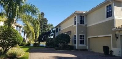 1416 Emerald Dunes Drive UNIT 1416, Sun City Center, FL 33573 - MLS#: T2927340