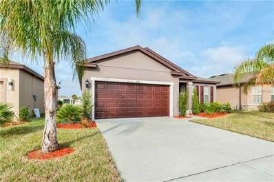 466 Alpine Thistle Drive, Brooksville, FL 34604 - MLS#: T2927510