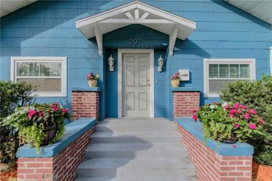 207 W Chelsea Street, Tampa, FL 33603 - MLS#: T2927702