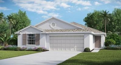 6708 Trent Creek Drive, Ruskin, FL 33573 - MLS#: T2927719