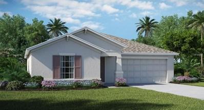 15501 Caynor Ash Lane, Ruskin, FL 33573 - MLS#: T2927723