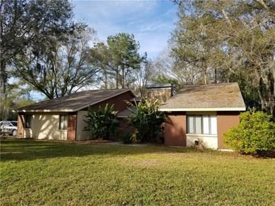 715 Chancellar Drive, Lutz, FL 33548 - MLS#: T2927849
