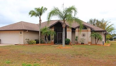 26223 Barcelos Court, Punta Gorda, FL 33983 - MLS#: T2927921