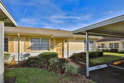 905 Holford Court, Sun City Center, FL 33573 - #: T2927993