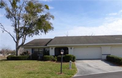 1522 Ingram Drive UNIT 1522, Sun City Center, FL 33573 - MLS#: T2928091