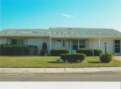 403 Rickenbacker Drive UNIT 403, Sun City Center, FL 33573 - MLS#: T2928127