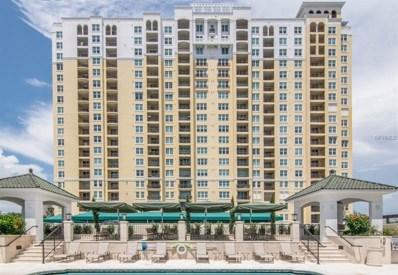 345 Bayshore Boulevard UNIT 1502, Tampa, FL 33606 - MLS#: T2928149