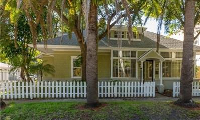 1224 Cherry Street NE, St Petersburg, FL 33701 - MLS#: T2928189