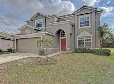 8143 Tar Hollow Drive, Gibsonton, FL 33534 - MLS#: T2928241