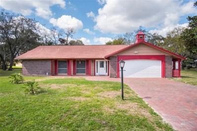 12268 Deep Creek Drive, Spring Hill, FL 34609 - MLS#: T2928390