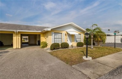 1001 Warwick Court UNIT 1001, Sun City Center, FL 33573 - MLS#: T2928419
