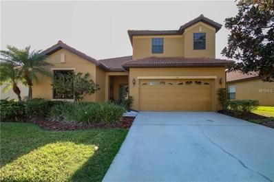122 Silver Falls Drive, Apollo Beach, FL 33572 - MLS#: T2928838