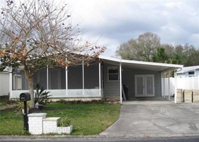 9115 Sheldon West Drive UNIT 58, Tampa, FL 33626 - MLS#: T2929010