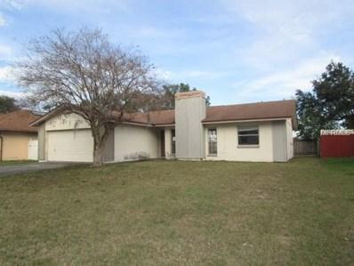 814 Spicewood Drive, Lakeland, FL 33801 - MLS#: T2929240