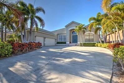 909 Allegro Lane, Apollo Beach, FL 33572 - MLS#: T2929250
