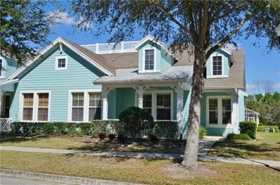 5312 Golden Isles Drive UNIT 7, Apollo Beach, FL 33572 - MLS#: T2929264