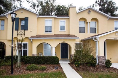 6906 Marble Fawn Place, Riverview, FL 33578 - MLS#: T2929316