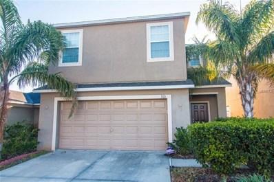 921 Seminole Sky Drive, Ruskin, FL 33570 - MLS#: T2929317