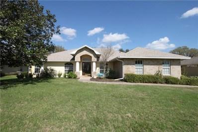 1417 Hidden Creek Lane, Winter Haven, FL 33880 - MLS#: T2929768