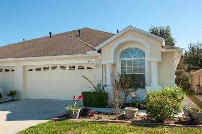 1240 Bensbrooke Drive, Wesley Chapel, FL 33543 - MLS#: T2929988