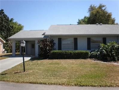 1809 A Foxhunt Drive UNIT A, Sun City Center, FL 33573 - MLS#: T2930256