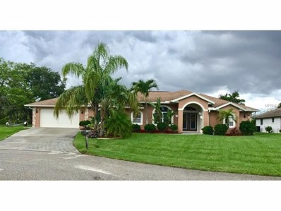 2607 Oberon Road, Englewood, FL 34224 - MLS#: T2930457