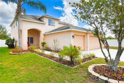 11310 Crestlake Village Drive, Riverview, FL 33569 - MLS#: T2930523