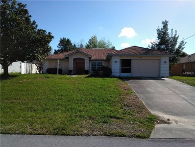 1288 Bentley Avenue, Spring Hill, FL 34608 - MLS#: T2930633