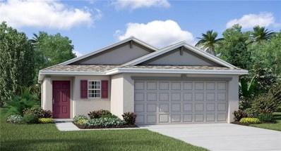 17207 Yellow Pine Street, Wimauma, FL 33598 - MLS#: T2930800