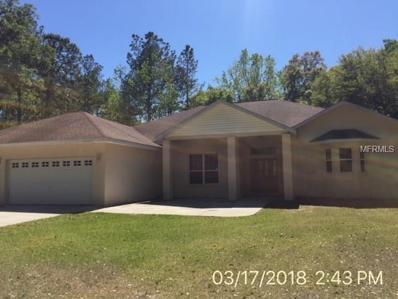 1392 Culbreath Road, Brooksville, FL 34602 - MLS#: T2930976