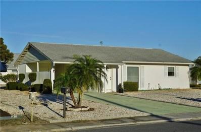 1803 El Rancho Drive, Sun City Center, FL 33573 - MLS#: T2930984