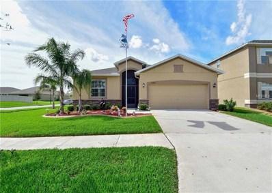 16602 Myrtle Sand Drive, Wimauma, FL 33598 - MLS#: T2931299