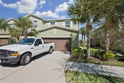 2016 Hawks View Drive, Ruskin, FL 33570 - MLS#: T2931985