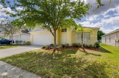 8213 Carriage Pointe Drive, Gibsonton, FL 33534 - MLS#: T2932038
