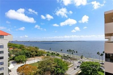 2401 Bayshore Boulevard UNIT 1204, Tampa, FL 33629 - MLS#: T2932072