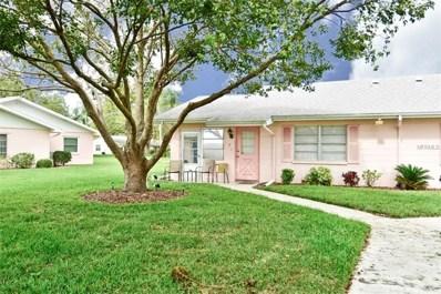 401 De Grasse Place UNIT 7, Sun City Center, FL 33573 - MLS#: T2932180