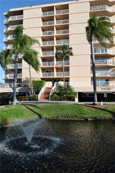 7430 Sunshine Skyway Lane S UNIT 504, St Petersburg, FL 33711 - MLS#: T2932405