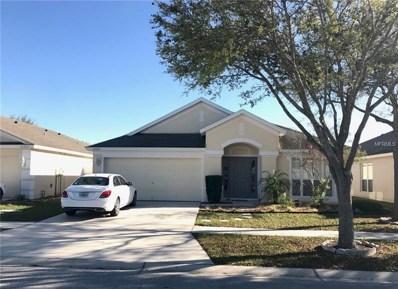 12321 Cedarfield Drive, Riverview, FL 33579 - MLS#: T2932451