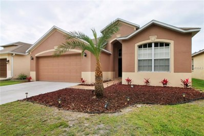 8118 Moccasin Trail Drive, Riverview, FL 33578 - MLS#: T2932513