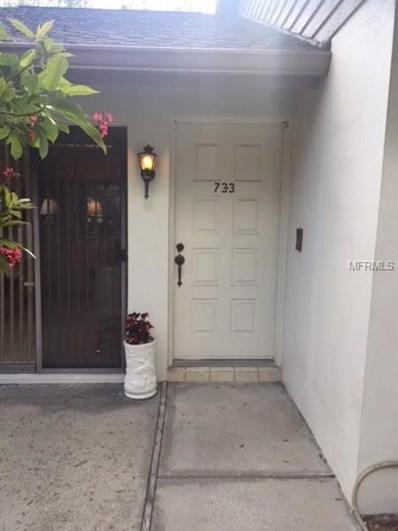 733 Oak Park Place, Brandon, FL 33511 - MLS#: T2932701