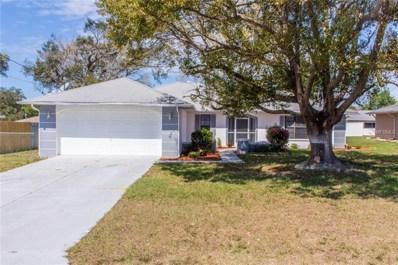 11199 Allwood Street, Spring Hill, FL 34609 - MLS#: T2932775