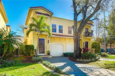 420 S Habana Avenue, Tampa, FL 33609 - MLS#: T2932827