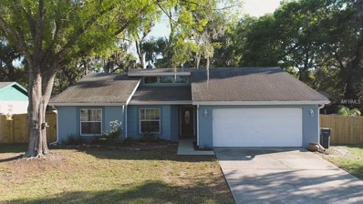 1535 Long Pond Drive, Valrico, FL 33594 - MLS#: T2932944
