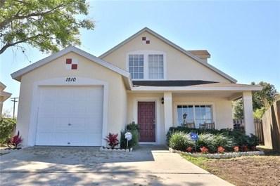 1510 Citrus Orchard Way, Valrico, FL 33594 - MLS#: T2933295